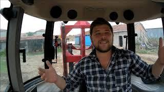 Tarım Vlog #9 Evin Temeline Beton Döktük Beton Mikseri Avluyu Patlattı.