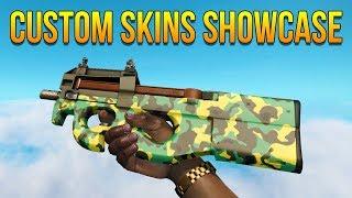 CSGO - Custom Skins Showcase #14 (Best Skin Combinations) Video