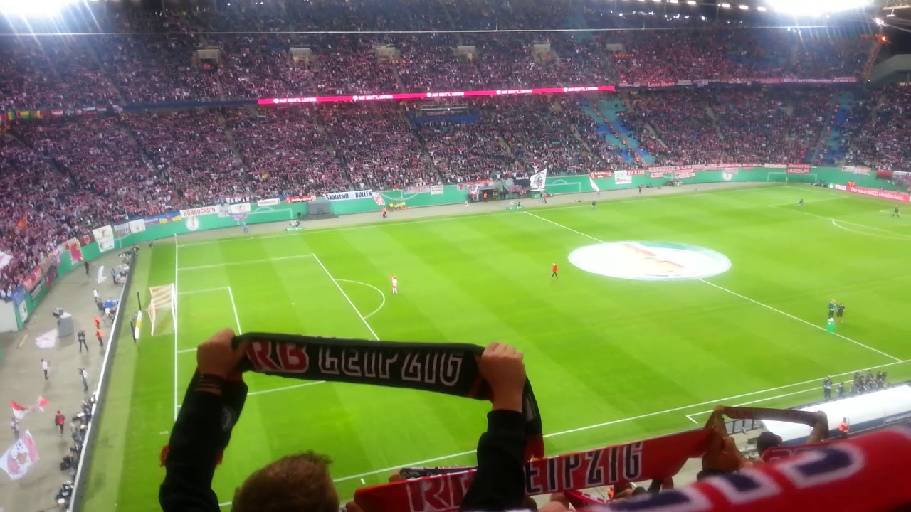 Bayern Leipzig Pokal