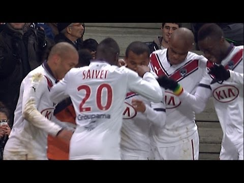 But Henri SAIVET (66') - Stade Rennais FC - Girondins de Bordeaux (0-2) / 2012-13