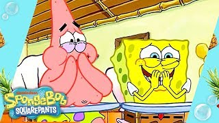 SpongeBob & Patrick: Perfect BFFs 🎊 | SpongeBob SquarePants | Nick