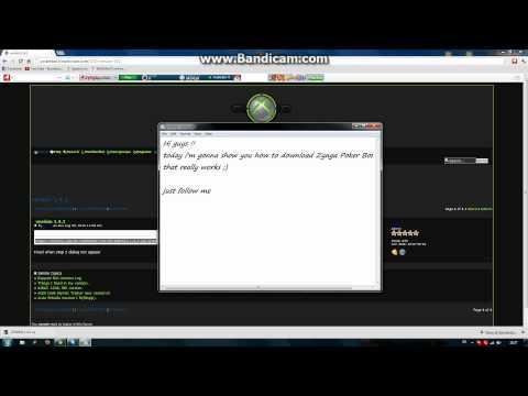 Zynga Poker Bot 2011 Download