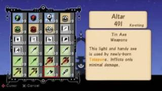 Patapon PSP - All Items