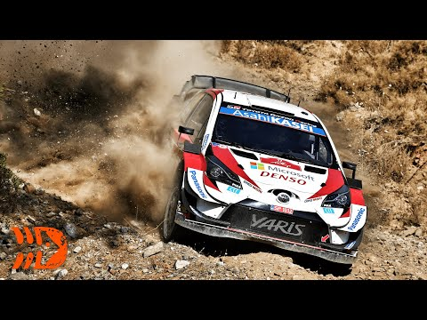 Ogier Battling Technical Issues - WRC Rally Turkey