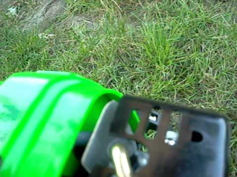 Propane Powered Trimmer (powered By Lehr)