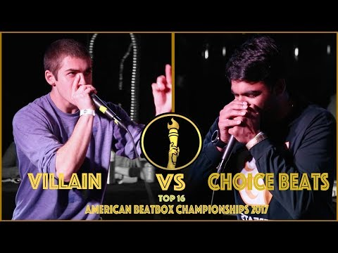 Download Youtube: Villain vs Choice Beats / Top 16 - American Beatbox Championships 2017