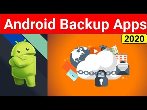 Top 5 Best Android Backup Apps 2020