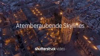 Urbane Luftaufnahmen | Shutterstock