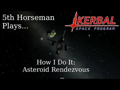 Asteroid Rendezvous - How I Do It