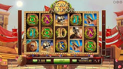 Rome Warrior | Video Slot | BF Games