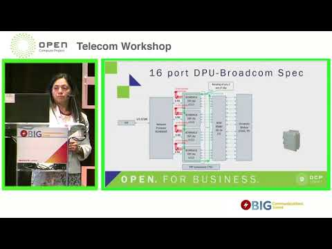 G.fast DPU Design - OCP Telecom Workshop @ BCE