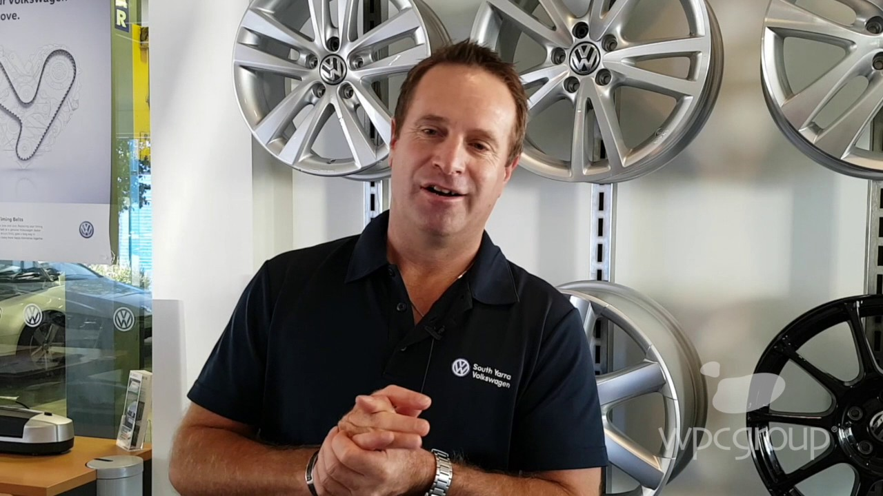 Brad Service Manager at South Yarra Volkswagen  independently