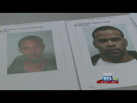 Police name 'persons of interest' in 2 latest homicides