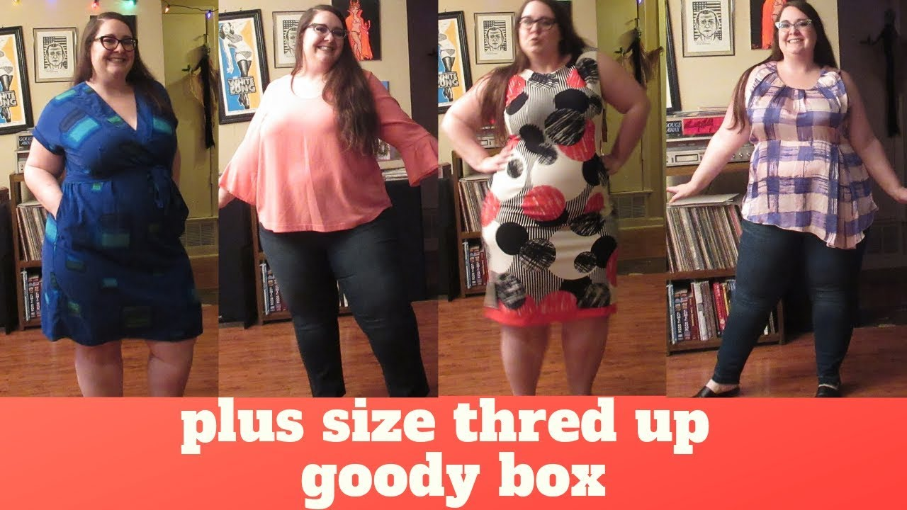 3ada026303a Plus Size Thred Up