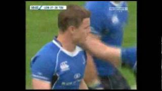 Leinster v. Toulouse Heineken Cup 2011 Highlights