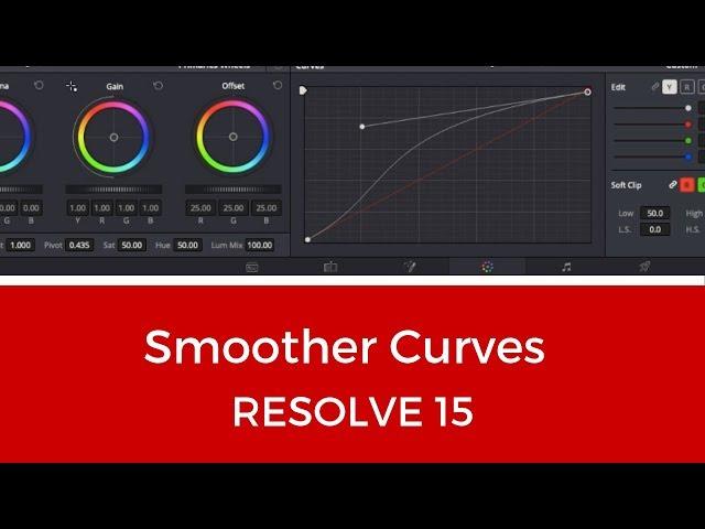 Little-known AMAZING RGB Curves Feature - DaVinci Resolve 15