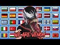 VENOM How To Say WE ARE VENOM In 30 Different Languages mp3