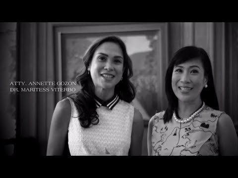 Bayo 25 Women: Atty. Annette Gozon-Abrogar And Dr. Maritess Gozon-Viterbo