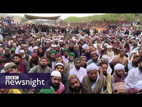 Tehreek-e-Labbaik: how blasphemy case in Pakistan brought down hardline religious party