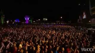 Linkin Park Leave Out All The Rest/shadow Of The Day/iridescent Live At Rock In Rio Usa 2015