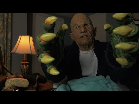 A Visit with Grandpa #2 [ ASMR ]