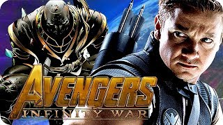 Hawkeye becomes Ronin in AVENGERS 3? | Avengers 3: Infinity War Movie Preview