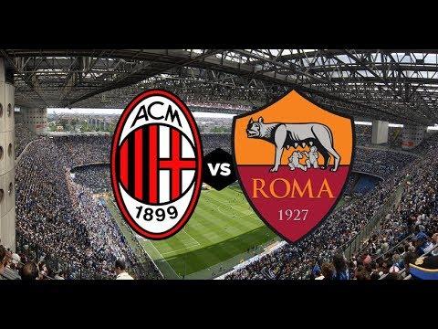 Milan - roma | diretta live (serie a)