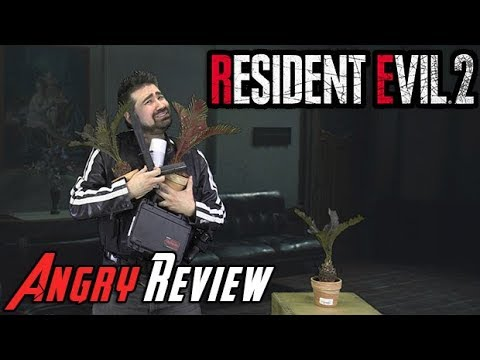 Resident Evil 2 Angry Review thumbnail