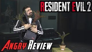 Resident Evil 2 Angry Review (Video Game Video Review)