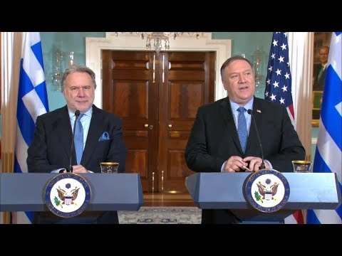 U.S.-Greece Strategic Dialogue