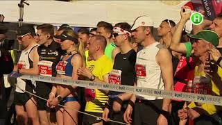 За підтримки Sport Life пройшов 8th Nova Poshta Kyiv Half Marathon Новий канал