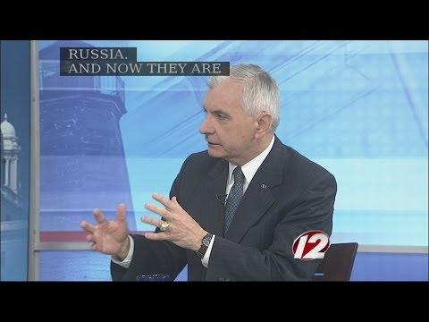 Newsmakers 4/25/14: U.S. Senator Jack Reed