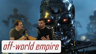 How Will Artificial Superintelligence Change Warfare? - Off-World/Off-Topic Ep. 28 (pt. 3)