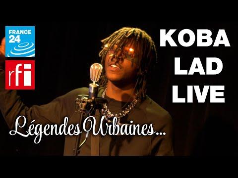 Youtube: Koba LaD – Marie (Live)