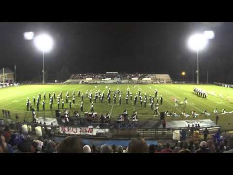 Shades Valley High School Band - Oct. 2, 2015