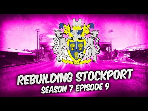 Rebuilding Stockport County - S7-E9  Youth Intake: The New Bruno! | Football Manager 2019