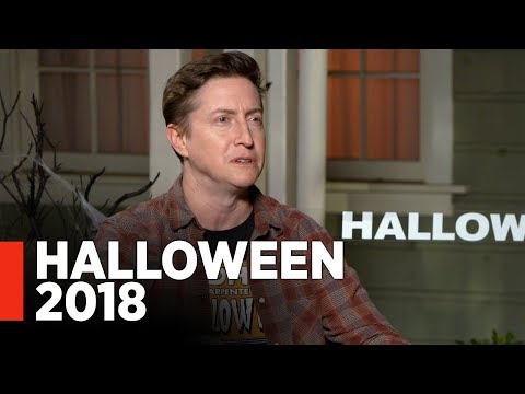 HALLOWEEN 2018 - David Gordon Green Interview