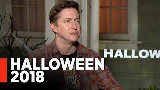 HALLOWEEN 2018 - David Gordon Green Interview