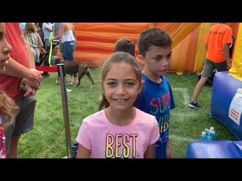 Family play Outdoor Activities Kids Festival Vlog
