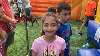 Family play Outdoor Activities - Kids Festival Vlog