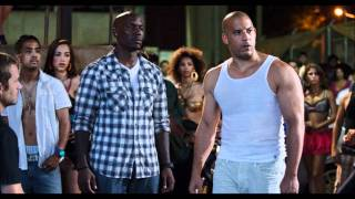 "Fast Five soundtrack- Tejo, Black Alien & Speed ""Follow Me Follow Me (Quem Que Caguetou?)"""