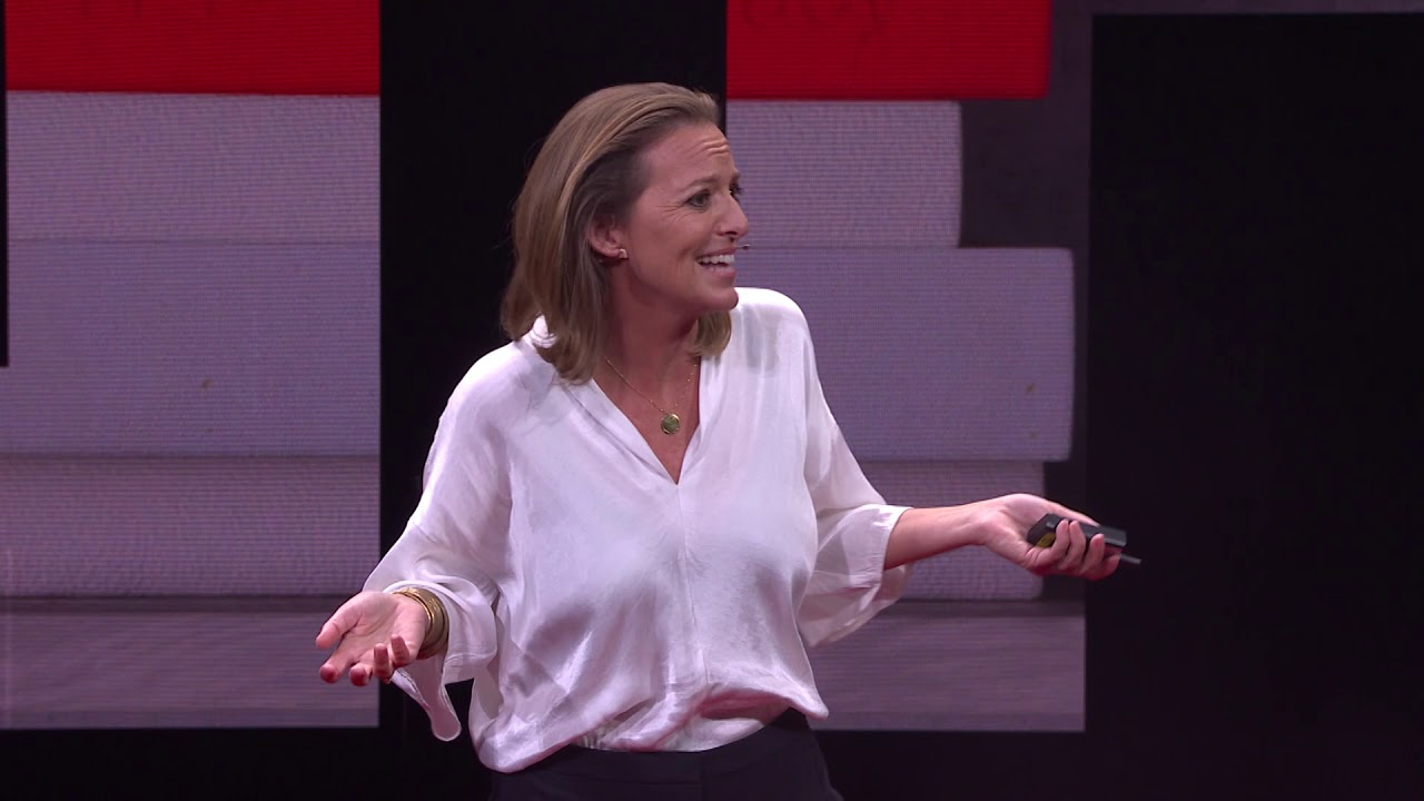 Changing disposable diapers:  No plastic. No landfill.  No waste.  | Kim Graham-Nye | TEDxSydney