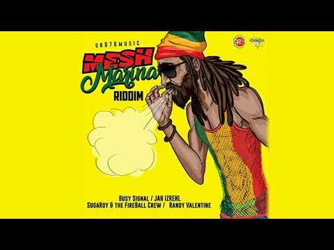 Mesh Marina Riddim Mix (2019) Sugar Roy,Busy Signal,Randy Valentine & More (GR876 Records)