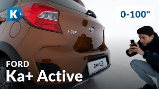Ford Ka+ Active | Pro e contro in 100 secondi!
