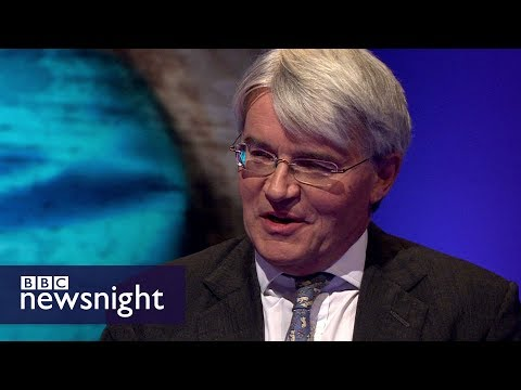 Andrew Mitchell: Rwandan election will be 'free and fair' - BBC Newsnight