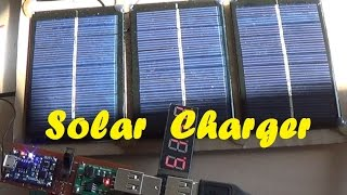 68. Solar Charger