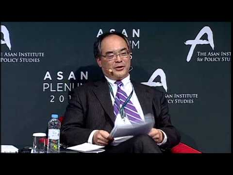 "[Asan Plenum 2015] Session 4 - ""Could Be Worse? China-Japan Relations"""