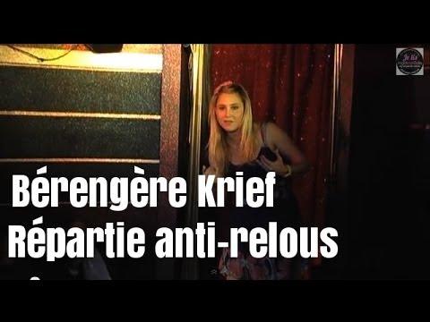 Bérengère Krief - Cours de répartie anti-relous