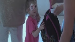 Victoria in Florida to get prosthetic eye
