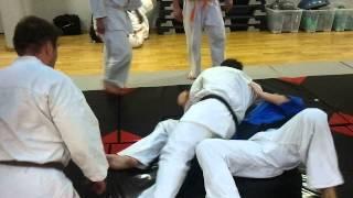 kkskarate.pl trening judo - prowadzący Ernest Białecki cz4